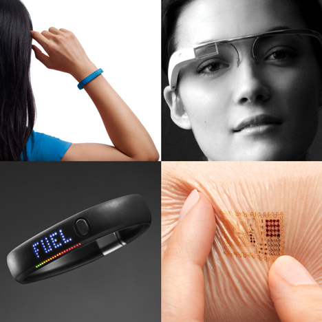 Wearable technology on Dezeen