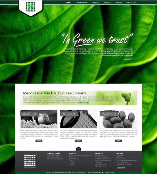 Green Health Global Inc